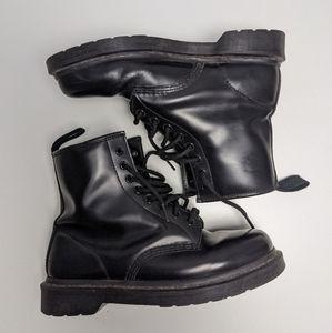 Dr Martens 1460 Mono Black Boots Lace Up Men's 9
